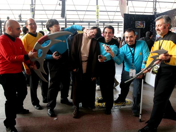 COMIC CON CHILE 2011 (5/6)