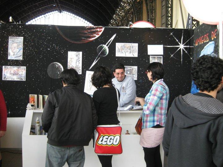 COMIC CON CHILE 2011 (2/6)