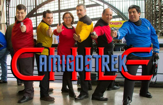 AmigosTrek Chile:La Agrupacion... (2/6)
