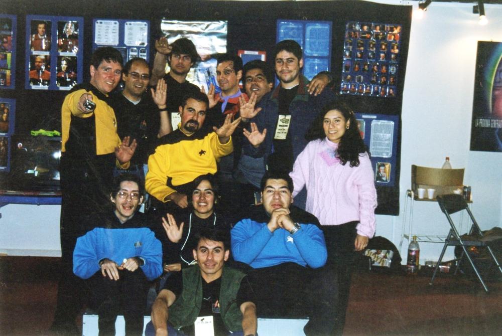 AmigosTrek Chile:La Agrupacion... (4/6)