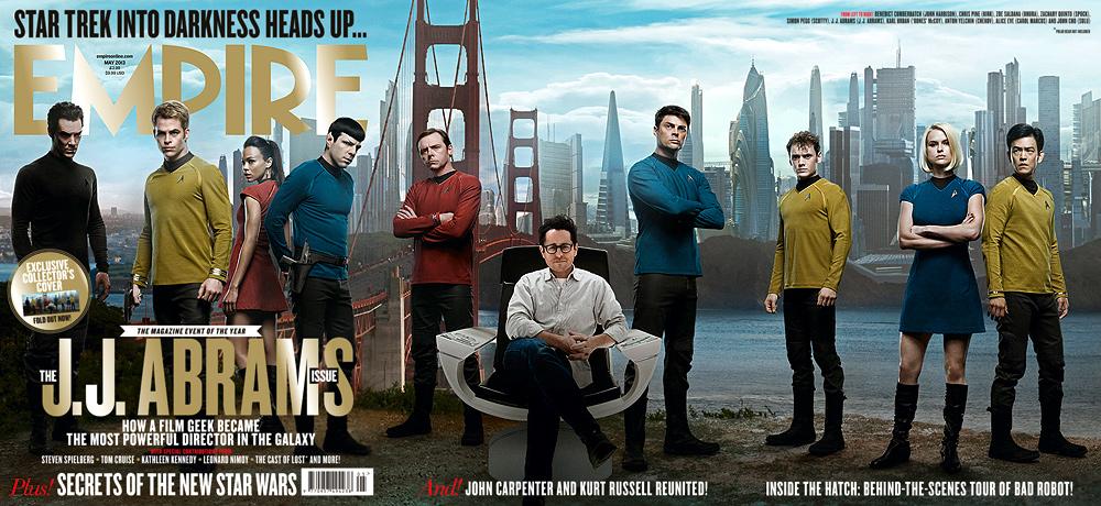 Paramount quiere que #StarTrek3 sea más como #GuardiansOfTheGalaxy, pero ¿quién la dirigirá?