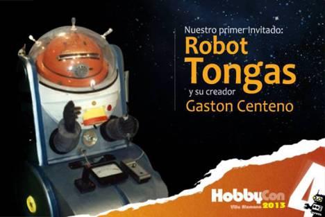 Gaston Centeno Hobbycon2013
