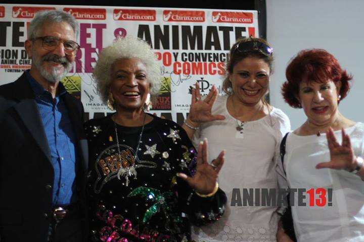 Uhura - Expo Animate 2