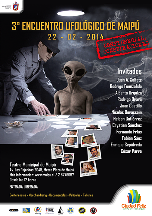 3er Encuentro Ufológico