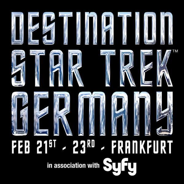 ¡¡¡No se lo pierdan!!!, Destination Star Trek Germany, del 21 al 23 de febrero