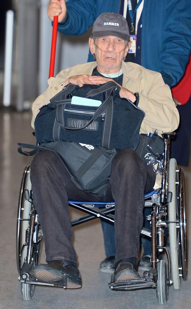 #LeonardNimoy fue diagnosticado de #EPOC