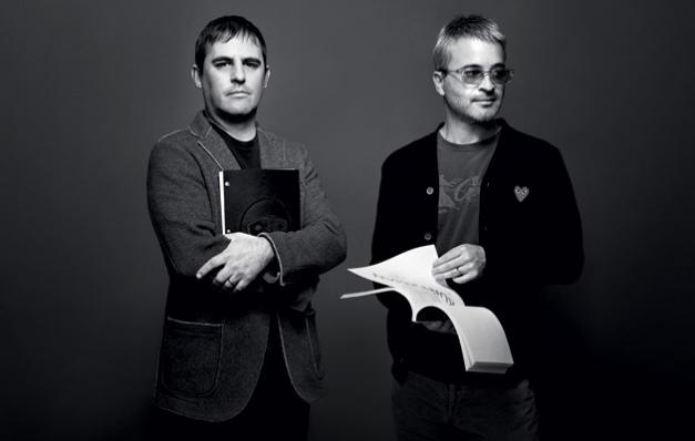Roberto Orci  y Alex Kurtzman